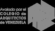 Aval Colegio de Arquitectos de Venezuela